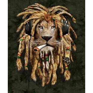 Lion Blanket Wayfair