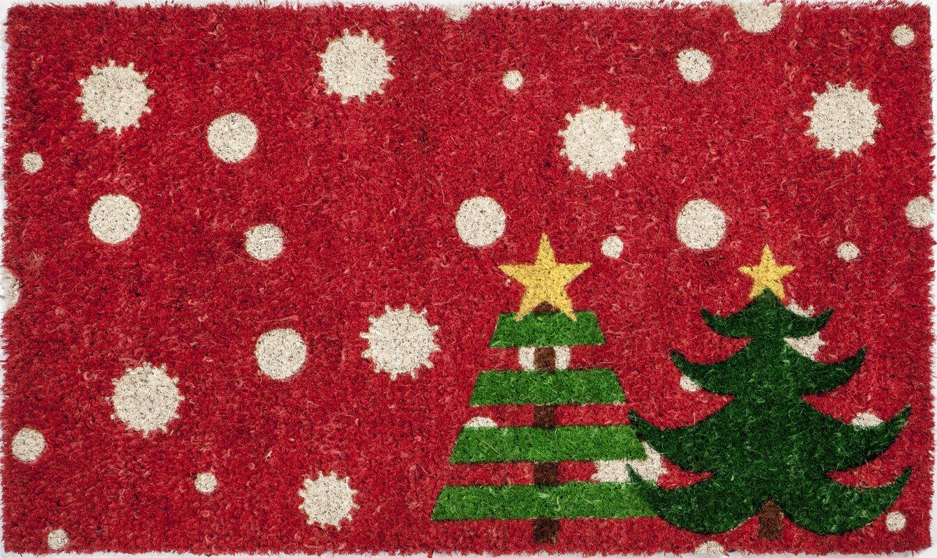 entryways fu matte sweet home christmas trees. Black Bedroom Furniture Sets. Home Design Ideas