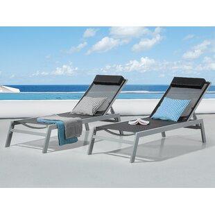 Home Loft Concepts Catania II Sun Chaise Lounge
