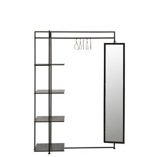 Alderson 149cm Wide Clothes Storage System By Ebern Designs