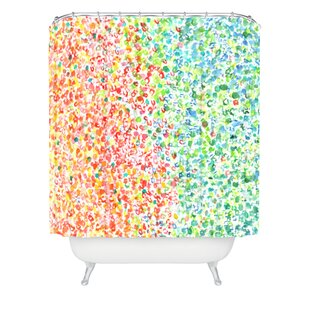 Colors by Laura Trevey Single Shower Curtain