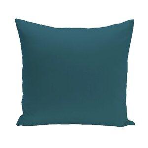 Carron Solid Throw Pillow