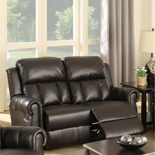 Rousey Reclining Loveseat by Charlton Home
