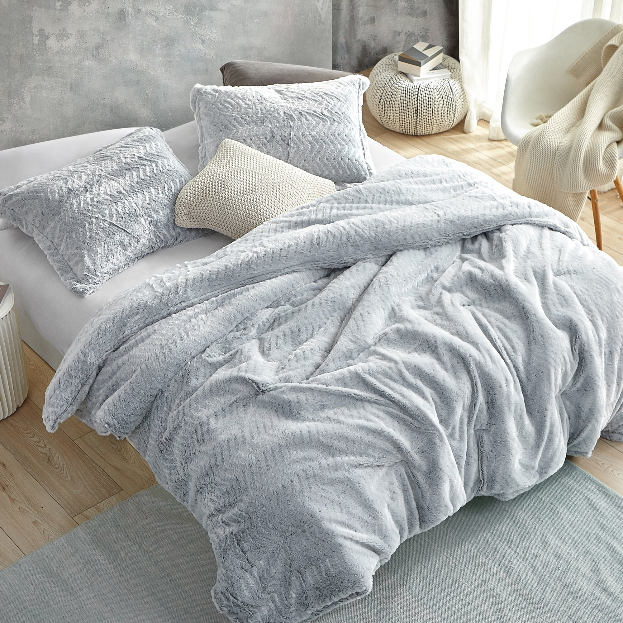 Everly Quinn Ronald Peak Of Cozy Coma Inducer Comforter Set Reviews Wayfair