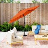 Solid 9 Market Umbrella
