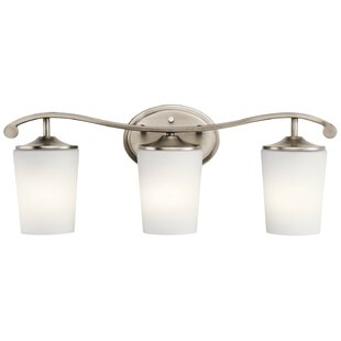 Red Barrel Studio Berkeley 3-Light Vanity Light