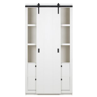 Review Creasey Bookcase