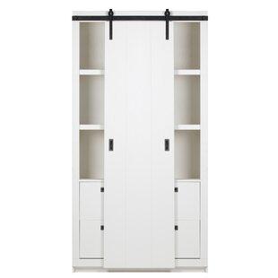 Creasey Bookcase By Rebrilliant