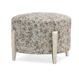 Chiseled Ottoman by Caracole Classic