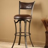 Annandale 26 Swivel Bar Stool by World Menagerie