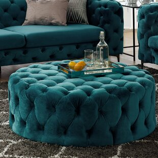 Koffler Cocktail Ottoman By House of Hampton