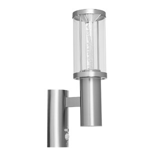 Aleigha Outdoor Sconce With Motion Sensor By Zipcode Design