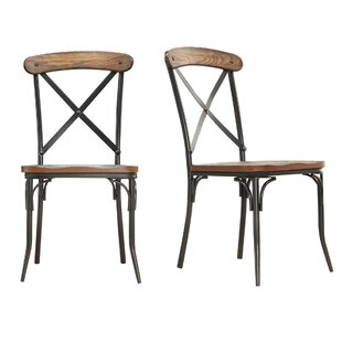 Williston Forge Alpert Dining Chair (Set of 2)