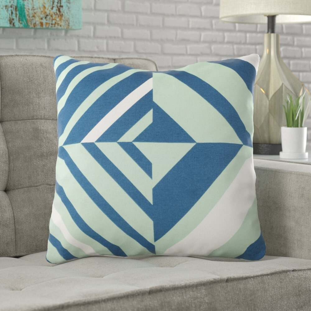 Ivy Bronx Clio Ivy Bronx Indoor 100 Cotton Throw Pillow Wayfair