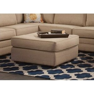 Honesdale Ottoman by Darby Home Co