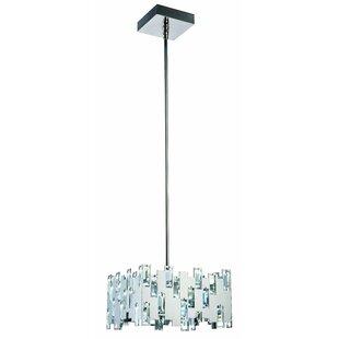 Orren Ellis Estelle 52-Light LED Kitchen Island Pendant