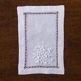 Embroidered Linen Cloth Napkins From 30 Until 11 20 Wayfair Wayfair