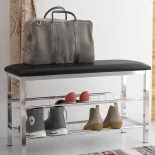 Orren Ellis Rimmer No Fabric Storage Bench