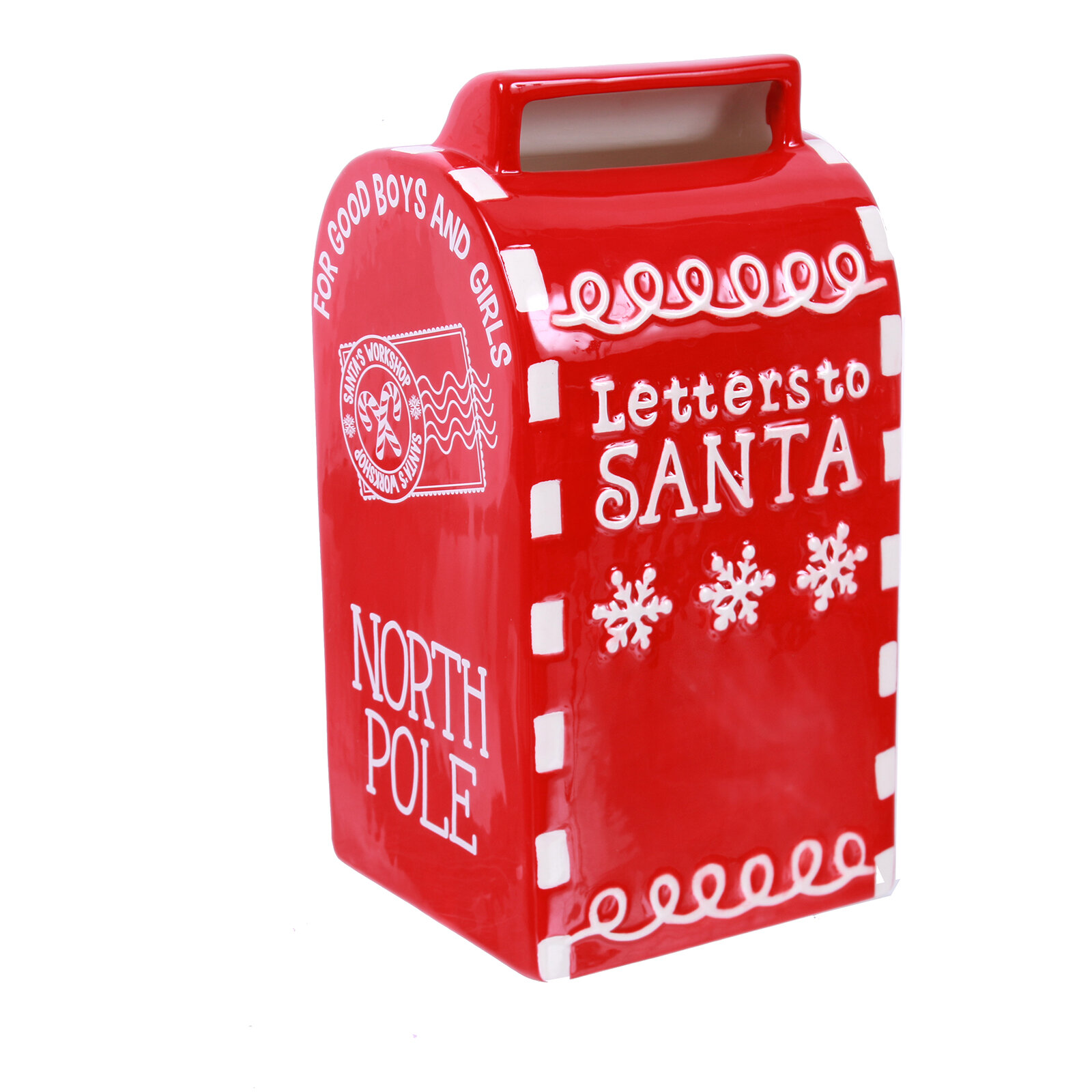 The Holiday Aisle Dear Santa Letters To Santa Post Mounted