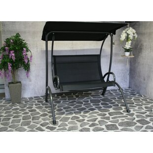 Bagley Swing Seat With Stand By Freeport Park