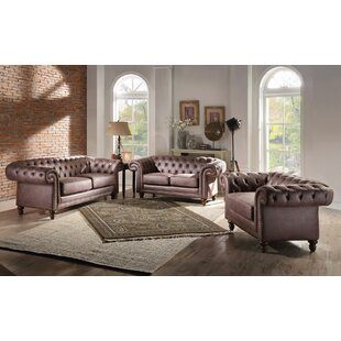 Darby Home Co Januario Configurable Living Room Set