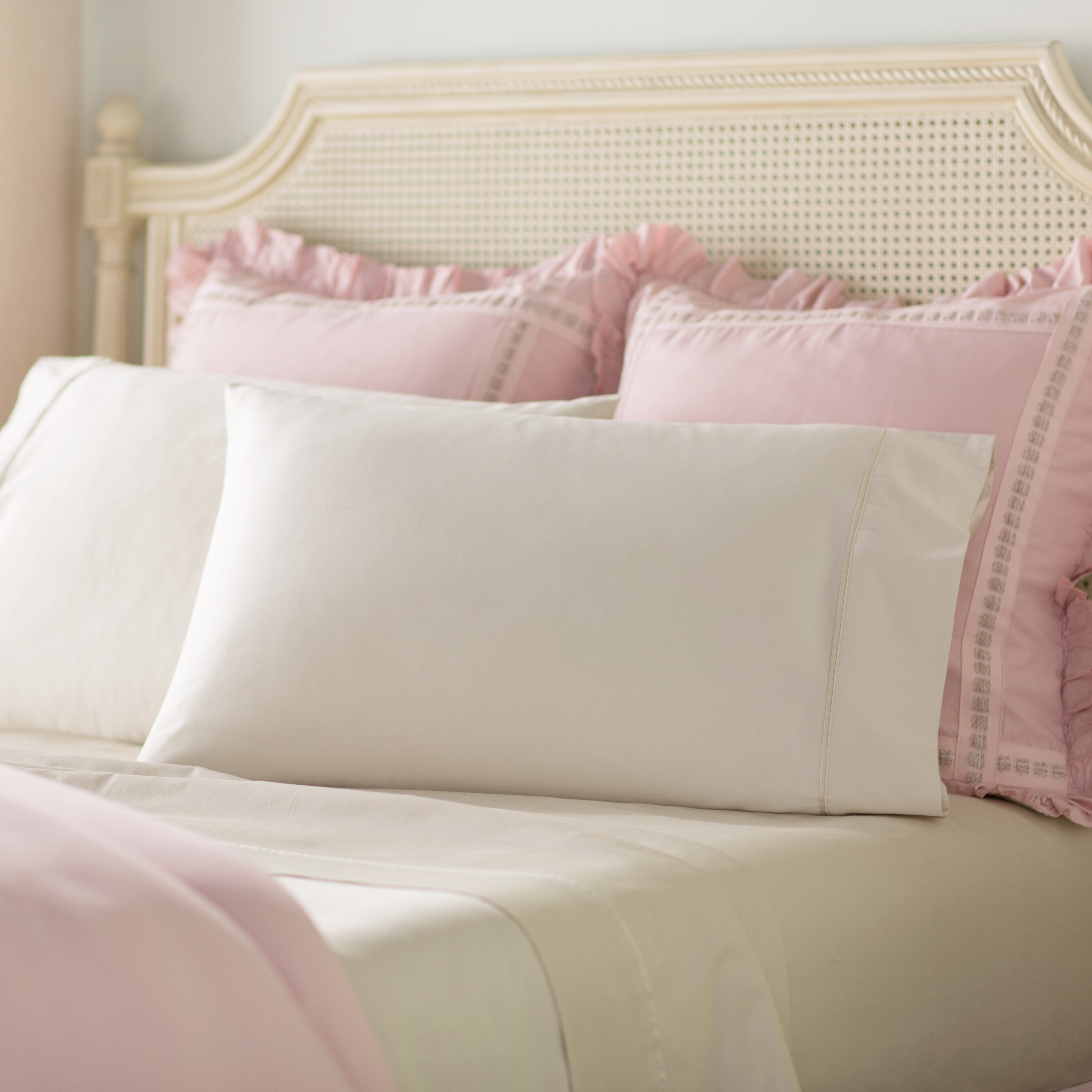 french padded range furniture country rose collections st hadley headboard james grey