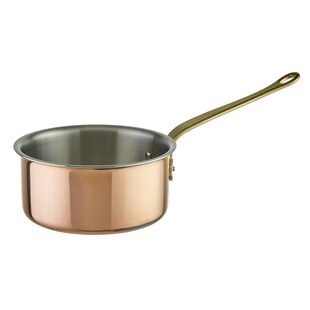 Tri-Ply Copper Sauce Pan