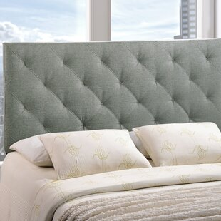 Bria Queen Upholstered Headboard