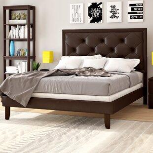 Zipcode Design Cynthia Upholstered Panel Bed