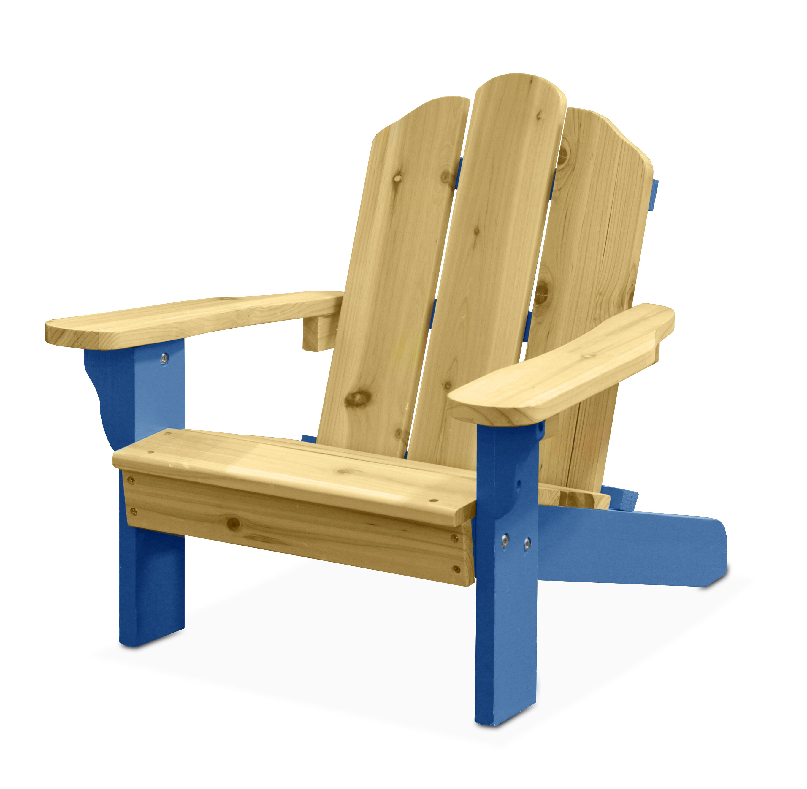 Harriet Bee Garett Kids Plastic Adirondack Chair U0026 Reviews | Wayfair