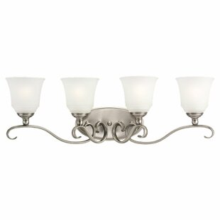 Darby Home Co Linde 4-Light Vanity Light
