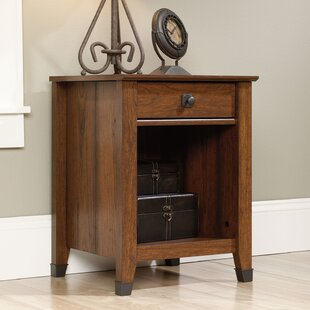 Chappel 1 Drawer Nightstand by Trent Austin Design