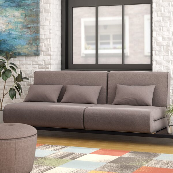 Brayden Studio Demelo Convertible Sofa & Reviews