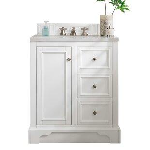De Soto 31 Single Bathroom Vanity Base by James Martin Furniture
