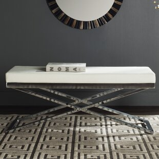 Marian Upholstered Bench by Willa Arlo Interiors
