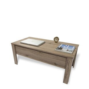 Ebern Designs Chickerell Lift Top Coffee Table with Storage