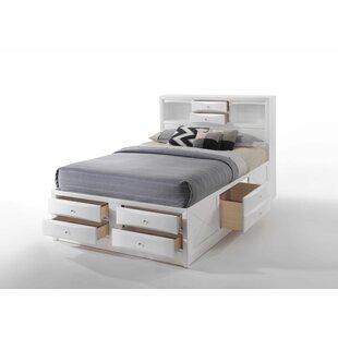 Mulcahey Storage Platform Bed by Red Barrel Studio