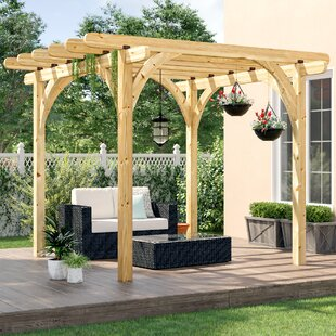 Egham Pergola By Sol 72 Outdoor