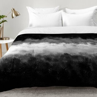 Monochrome Vibes 04 Comforter Set By East Urban Home