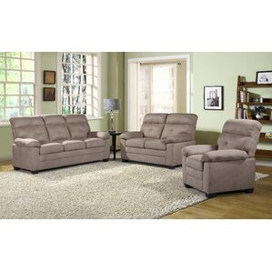 Judlaph 3 Piece Living Room Set by Red Barrel Studio