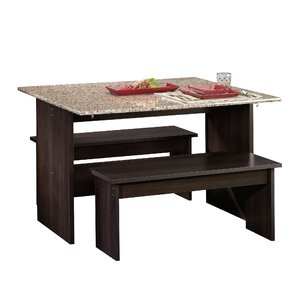 Kingstown 3 Piece Dining Set by Latitude Run