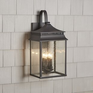 Briarfield 4-Light Outdoor Wall Lantern