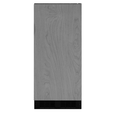 """15"""""""" 25 lb. Daily Production Built-In Ice Maker Marvel Finish: Panel Ready -  ML15CRP1XP"""