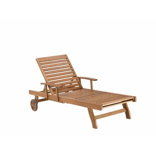 Java Reclining Sun Lounger By Sol 72 Outdoor