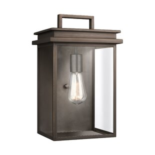 Reviews Krupa 1-Light Outdoor Flush Mount By Brayden Studio