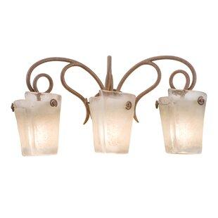Kalco Tribecca 3-Light Vanity Light