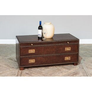 2017 Sale Gentleman's Fine Coffee Table Sarreid Ltd