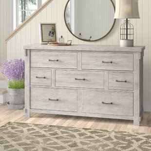 Rovner 7 Drawer Dresser