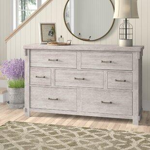 Rovner 7 Drawer Dresser by Gracie Oaks Top Reviews