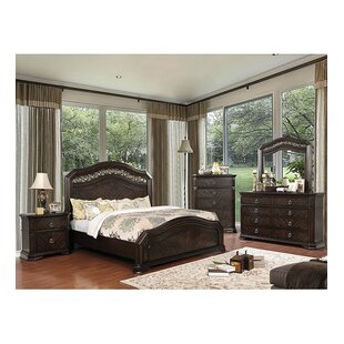 Robert California King Panel Configurable Bedroom Set